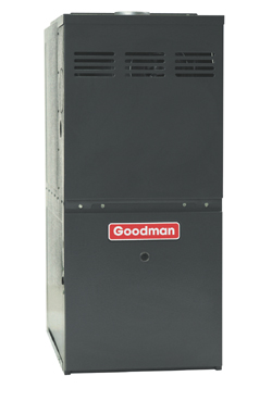 1-3 ton Goodman 80% 45,000 btu mp furnace [gms80453an]