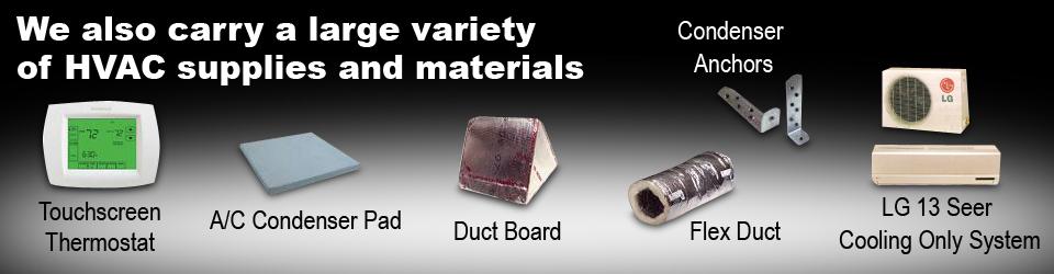 Featured HVAC Accessories