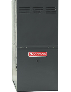 1-3 ton Goodman 80% 45,000 btu mp furnace' [gms80453an]