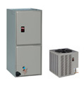 4 ton Rheem/Ruud 13 seer r22 air conditioning system  s/c'[13aja48a01/rhsahm4821ja]